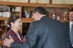Spanyolország nagykövete Kiskőrösön
