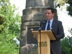 Petőfi Sándor halálának évfordulójára emlékeztek Fehéregyházán