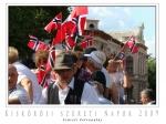 Kiskőrösi Szüret és Szlovák Nemzetiségi Napok 2009. - Vasárnap